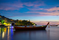 Phuket beach view nice lanscape seascape view Stock Images