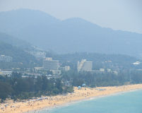 Phuket beach Royalty Free Stock Photography