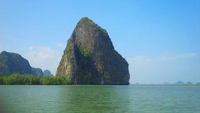 Phuket berg Arkivfoton