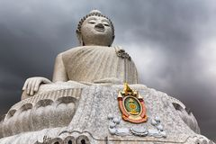 The Phuket Big Buddha Stock Photo
