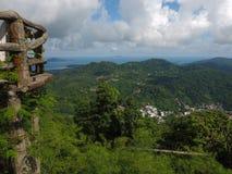 Phuket de bergen royalty-vrije stock fotografie