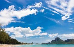 Phuket estuary landscape Stock Images