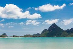 Phuket estuary landscape Royalty Free Stock Images
