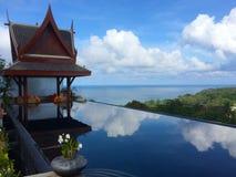 Phuket-Insel-Ansicht, Thailand Lizenzfreie Stockfotos