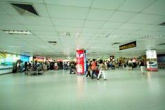 Phuket international baggage claim. Phuket international  airport, domestic baggage claim area Royalty Free Stock Image