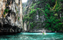 Phuket invisible, Thaïlande Image libre de droits