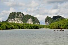 Phuket Island coastline Royalty Free Stock Images