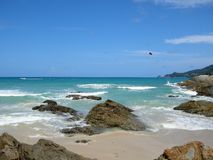 Phuket Island coastline Stock Photos