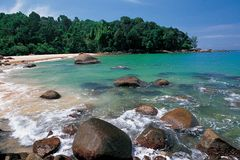 Phuket island, south of Thailand Stock Photography