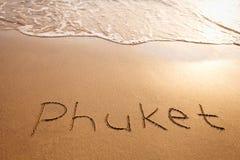 Phuket island, Thailand Royalty Free Stock Images