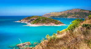 Phuket Island, Tourist attraction in Thailand. Royalty Free Stock Images