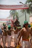 Phuket Jarski festiwal 2014 Zdjęcie Stock