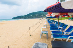 PHUKET - JUNE 7 :  Tourists spend their  holiday on JUNE 7, 2014 Stock Photos