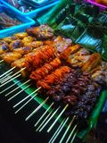 Phuket Karon Grill stock photo