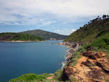 Phuket, laem promthep Stock Photography