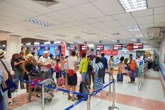 Phuket lotnisko międzynarodowe Fotografia Royalty Free