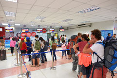 Phuket lotnisko międzynarodowe Zdjęcie Stock