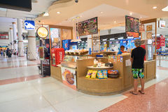 Phuket lotnisko międzynarodowe Obrazy Royalty Free