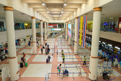 Phuket lotnisko międzynarodowe Obraz Royalty Free