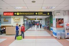 Phuket lotnisko międzynarodowe Zdjęcia Stock