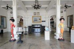Phuket-Museum Stockfotos