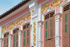 Phuket old town, Thailand Stock Photo