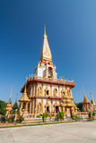 Phuket pagoda Royalty Free Stock Photos