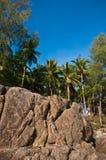 phuket plażowy światło słoneczne Thailand Zdjęcie Stock