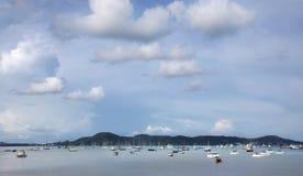 Phuket portuario Tailandia foto de archivo
