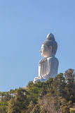 Phuket`s Big Buddha Royalty Free Stock Photos