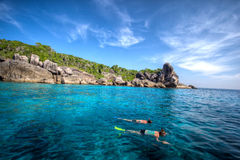 PHUKET'S HOLIDAY Royalty Free Stock Photos
