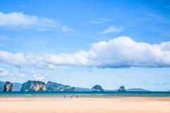 Phuket& x27; scena delle isole di s Fotografia Stock