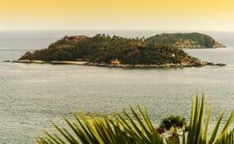 Phuket Sceni, Overzees in Thailand Stock Afbeeldingen
