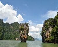 travel thailand.Phuket sea Royalty Free Stock Images