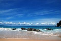 Phuket sea and sky Royalty Free Stock Photography
