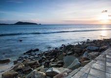 phuket seascape Royaltyfria Foton