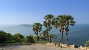 Phuket seashore park Stock Image