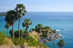 Phuket siktspunkt Fotografering för Bildbyråer