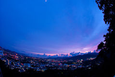 Phuket-Stadt Stockfotos