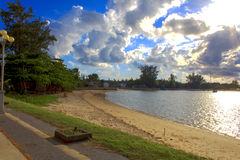 Phuket strand royaltyfria bilder