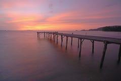 Phuket-Strandansicht stockfotografie