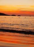 Phuket Sunset Royalty Free Stock Photo