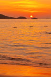 Phuket Sunset Royalty Free Stock Photos