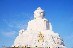 Phuket Tailandia Buda grande imágenes de archivo libres de regalías