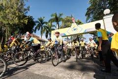 PHUKET TAILANDIA 11 DE DICIEMBRE: Evento en Tailandia Fotografía de archivo