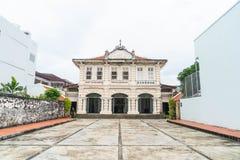PHUKET, TAILANDIA - 30 de octubre de 2016: La vista delantera de Phuket H tailandés Fotografía de archivo