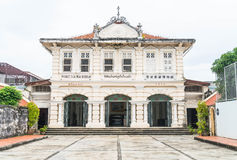 PHUKET, TAILANDIA - 30 de octubre de 2016: La vista delantera de Phuket H tailandés Imágenes de archivo libres de regalías
