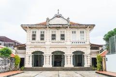 PHUKET, TAILANDIA - 30 de octubre de 2016: La vista delantera de Phuket H tailandés Fotos de archivo libres de regalías