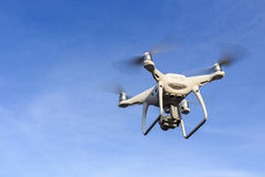 PHUKET, TAILANDIA - 9 MAGGIO: Wi del fantasma 4 di Dji del quadcopter del fuco pro Fotografie Stock Libere da Diritti