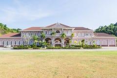 Phuket, Tailandia - 26 marzo 2016: Costruzione del museo della miniera di Phuket Fotografie Stock